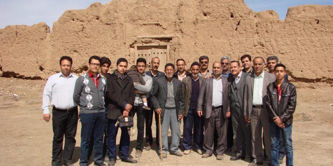 بومگردی روستای رباطمراد
