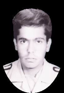 جانباز شهید عبداله مدنی