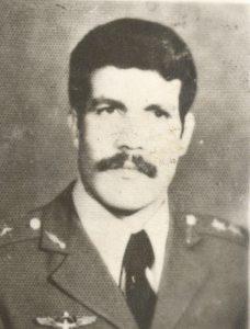 خلبان شهید عباس اسلامینیا