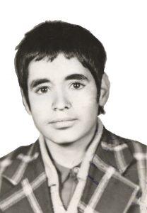 شهید محمود محمدی