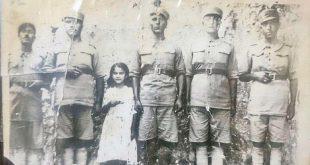 دوران سربازی شادروان مشهدی محمدمهدی محمدی