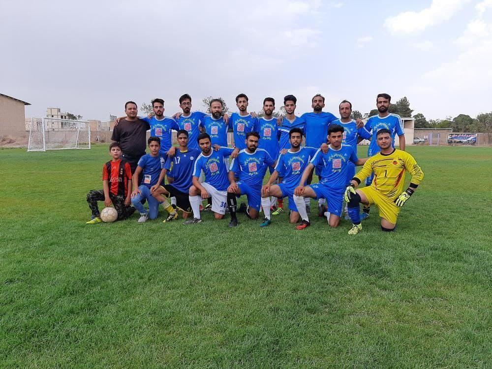 تیم فوتبال رباطمراد 1400